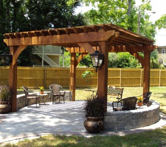 Outdoor Pergolas-New Braunfels TX Landscape Designs & Outdoor Living Areas-We offer Landscape Design, Outdoor Patios & Pergolas, Outdoor Living Spaces, Stonescapes, Residential & Commercial Landscaping, Irrigation Installation & Repairs, Drainage Systems, Landscape Lighting, Outdoor Living Spaces, Tree Service, Lawn Service, and more.