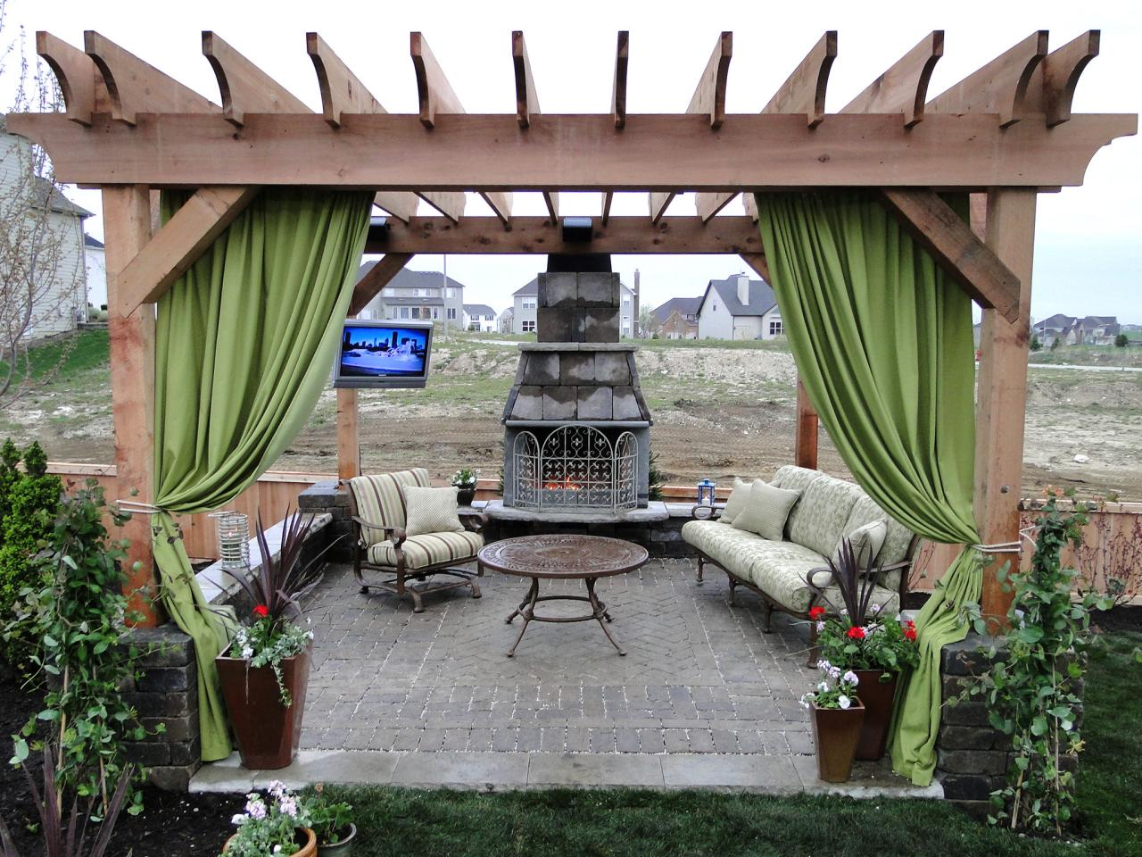 Redwood-New Braunfels TX Landscape Designs & Outdoor Living Areas-We offer Landscape Design, Outdoor Patios & Pergolas, Outdoor Living Spaces, Stonescapes, Residential & Commercial Landscaping, Irrigation Installation & Repairs, Drainage Systems, Landscape Lighting, Outdoor Living Spaces, Tree Service, Lawn Service, and more.